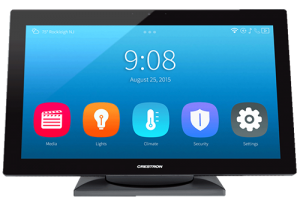 Crestron Touchpad Control System