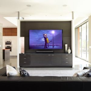 Home Theater by KINETIQ.tech