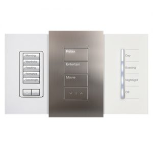 Lutron HomeWorks Total Home Control