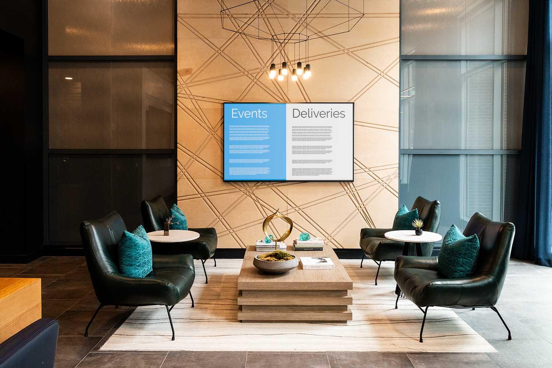 lobby-seating-single-screen-digital-signage