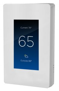 Home automation climate control