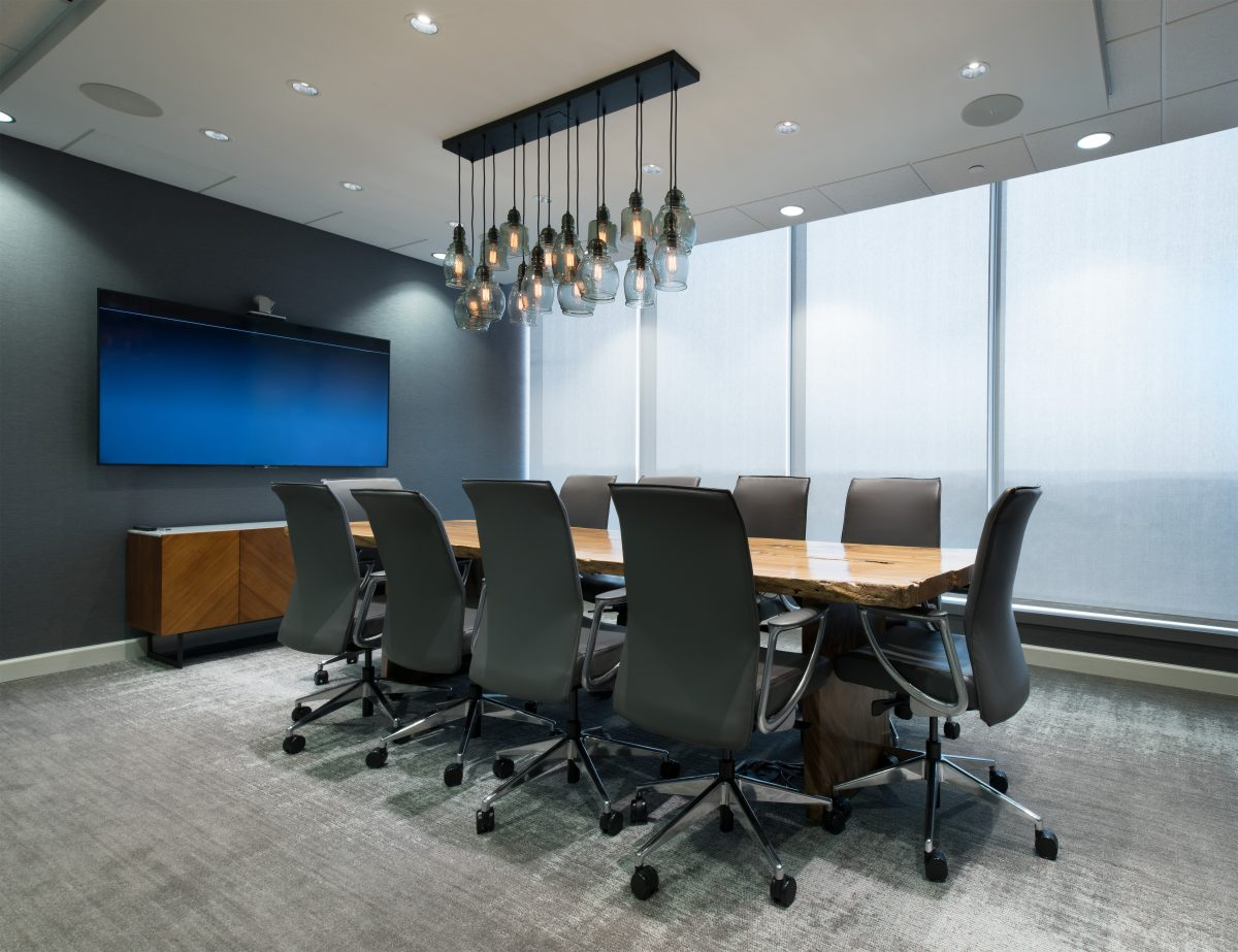 Conference Room Lighting